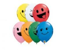 Baloni Smaidiņi, QUALATEX, 29cm