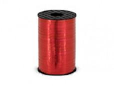 Lentīte sarkana, metālika 5mm (225m)