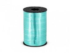 Lentīte zila, tirkīza, mint, metālika 5mm (225m)