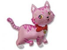 Folijas balons 60cm - Flexmetal, Kaķis