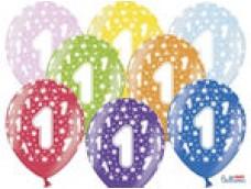"Baloni Cipars ""1"", BelBal, 29cm"