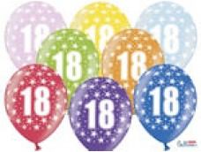 "Baloni Cipars ""18"", BelBal, 29cm"