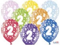 "Baloni Cipars ""2"", BelBal, 29cm"