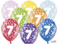 "Baloni Cipars ""7"", BelBal, 29cm"