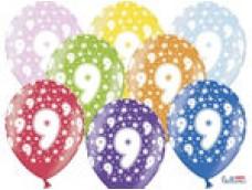 "Baloni Cipars ""9"", BelBal, 29cm"