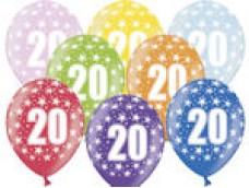 Baloni Cipars 20, Belbal 29cm