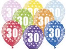 Baloni Cipars 30, Belbal 29cm