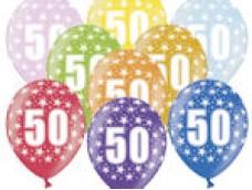 Baloni Cipars 50, Belbal 29cm