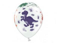 "Baloni Dzīvnieki ""Dinozauri"", BelBal, 29cm"