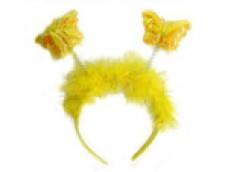 Taurenis - stīpiņa, dzeltena
