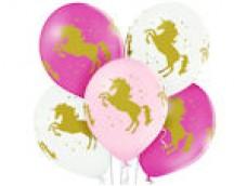 """Baloni Vienradzis """"Unicorns"""", BelBal, 29cm"""