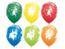 Baloni Dzīvnieki 4, QUALATEX, 29cm