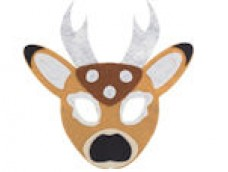 Briedis - maska