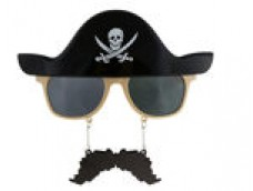 Brilles - Pirāts