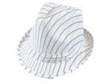 Cepure - strīpaina hūte