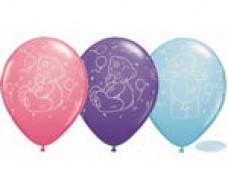 Baloni Lācīši, QUALATEX, 29cm