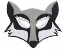 Vilks - maska