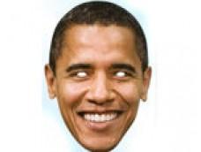 """Maska """"Baraks Obama"""""""