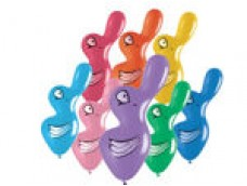 Baloni figūras, GEMAR - pīle