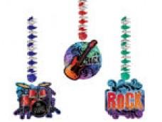 Ballītes dekors - Roks