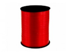 Lentīte sarkana, plastikāta, 5mm (500m)
