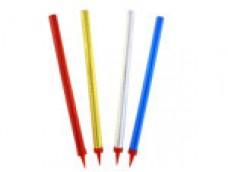 Sveces - strūklaka 12cm (4 gab.)