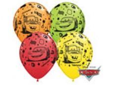 Baloni Mašīnas - Vāģi, QUALATEX, 29cm