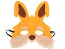 Zaķis - maska